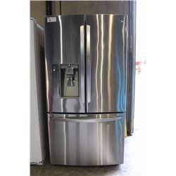 LG FRENCH DOOR STAINLESS STEEL FRIDGE WITH ICE AND WATER DISPENSER