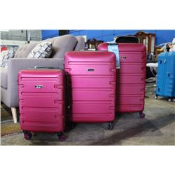 3 PIECE IT LUGGAGE SET - BRAND NEW