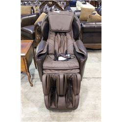 TITAN TP 8400 MASSAGE CHAIR - BROWN