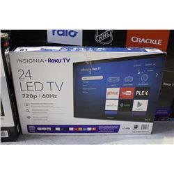 "INSIGNIA 24"" LED TV"