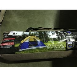 VENTURA 6 PERSON FAMILY DOME TENT