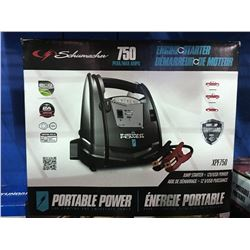 SCHUMACHER PORTABLE  POWER JUMP STARTER