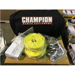CHAMPION ATV  WINCH RIGGING  KIT