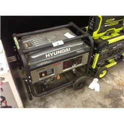 HYUNDAI HHD6250 GAS GENERATOR 6250 W PEAK POWER