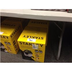 LOT OF TWO STANLEY WET/DRY VACUUMS