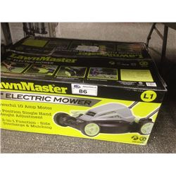 "LAWNMASTER 18"" ELECTRIC MOWER"