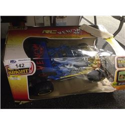 LARGE RC VENOM RADIO CONTROL CAR