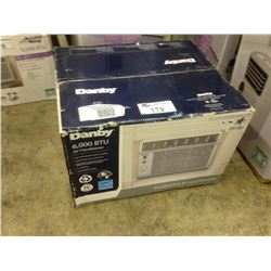 DANBY AIR CONDITIONER 6000 BTU