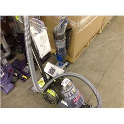 LOT OF 2 HOOVER VACUUMS, AIRPRO AND AIR CORDLESS