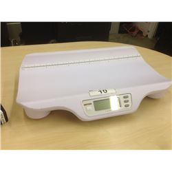 RICE LAKE DIGITAL BABY SCALE