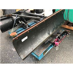 KAWASAKI SNOW PLOW ATTACHMENT