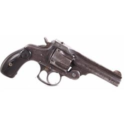 Smith & Wesson .38 3rd Model 1883 DA Revolver