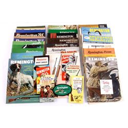 Remington Firearms Catalog Collection