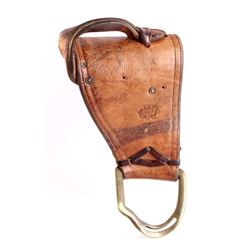 Devores Saddlery Helena Montana Bareback Saddle
