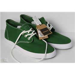 #4-GRAVIS GREEN SHOES