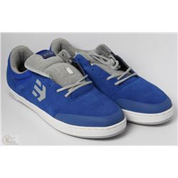 #6-ETNIES MARANA SHOES (BLUE/GREY)
