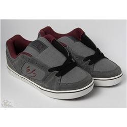 #8-SLANT GREY SHOES