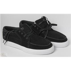 #9-HOLBROOK BLACK SHOES