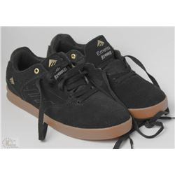 #13-EMERICA BLACK SHOES