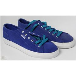 #16-ETNIES WOMENS TEAL BLUE SHOES