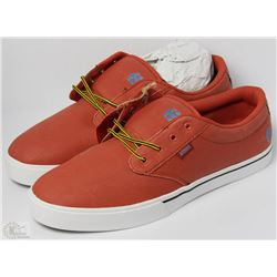#46-ETNIES JAMESON 2 BURNT ORANGE SHOES