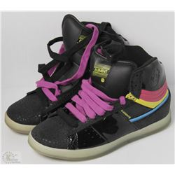 #50-ELEMENT LADIES OMAHIGH PINK AND BLACK HIGH