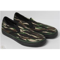 #55-CIRCA SLIPS CAMO SHOES