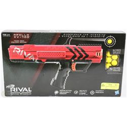 NEW NERF RIVAL APOLLO XV-700 NERF GUN