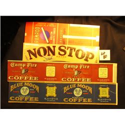 Large Group of Tobacco & Coffee labels.