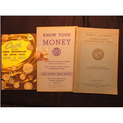 "(1957) ""Cash for your Canada Newfoundland and United States Coins & Bills"", Second Edition; ""Histori"