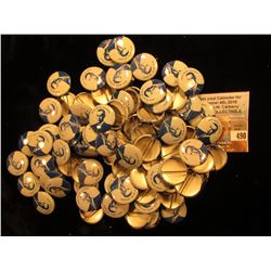 "Large Group of (maybe 50-100) Political Pin-backs, 1912 ""Win with Wilson"", most likely replicas."