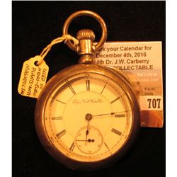 Elgin National Watch Co. B.W. Raymond Elgin, Ill. Movement in an Anti-magnetic G Shield Case. 'Doc's