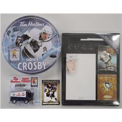 Rare Sidney Crosby Collectibles Lot