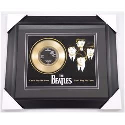 """The Beatles """"Can't Buy Me Love"""" Record Collector Frame. Approx. 19x22""""."""