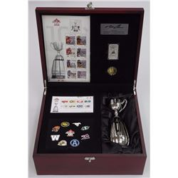 The Ultimate Fan CFL Set, Toronto Argonauts 100th Grey Cup Champions - Collector Set