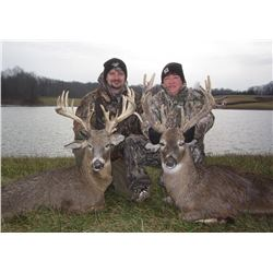 BRIARWOOD - BELLEFONTAINE, OHIO | WHITETAIL HUNT FOR TWO HUNTERS