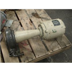 Howell Electric 1 2 Hp Motor With Pump