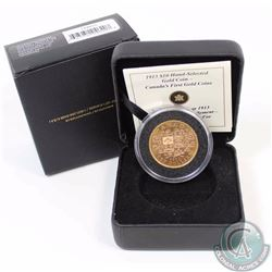 CANADA 1913 $10 Hand Selected Gold Coin - Canada's First Gold Coins. Comes with all original Mi