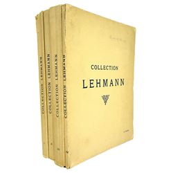 The Very Rare Lehmann Collection of Art, Antiquities & Coins