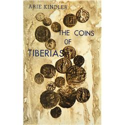 Hardcover Kindler on the Coins of Tiberias