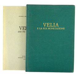 Mangieri on Velia, in Italian & English