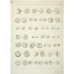 Rare 1831 Edition of Millingen on Ancient Greek Coins