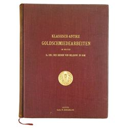 The Magnificent Catalogue of the Nelidow Collection of Ancient Gold