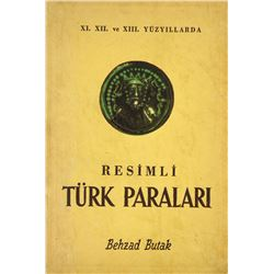 Butak on Turkish Coins of the 11th-13th Centuries