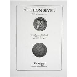 A Complete Run of Davissons Auctions