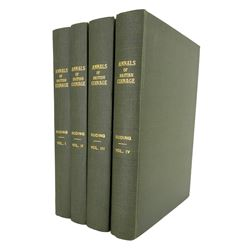 First Edition Set of Ruding on the Coins of Britain