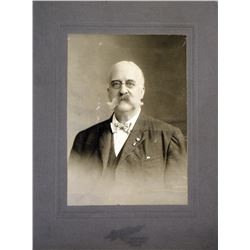 Original Photograph of Capt. John W. Haseltine