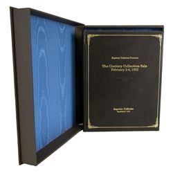 The Deluxe Leatherbound Century Collection Sale