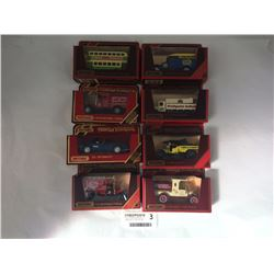 Group of Matchbox Models of Yesteryear Inc. 1910 Renault