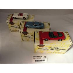 Matchbox 1:43 Scale Di-Cast Models Inc. 1953 Corvette